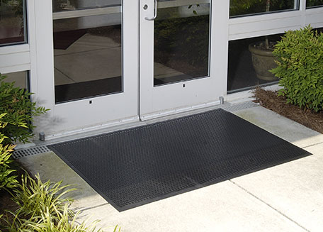 SuperScrape Rubber Flooring Mats