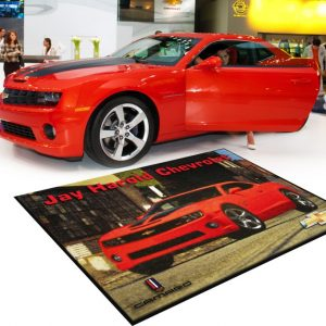 Classic Impressions HD Rubber Flooring Mats