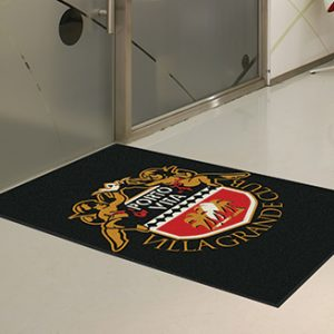 CompuTuft and CompuTuft Hi Res Rubber Flooring Mats