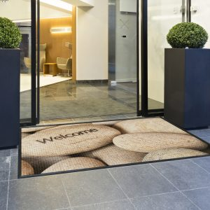 Waterhog Impressions HD Rubber Flooring Mats