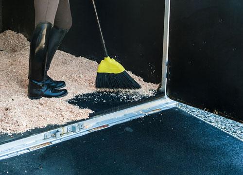 Horse Trailer Flooring : Horse trailer mats rubber flooring anti fatigue