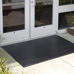 SuperScrape Rubber Flooring Mats