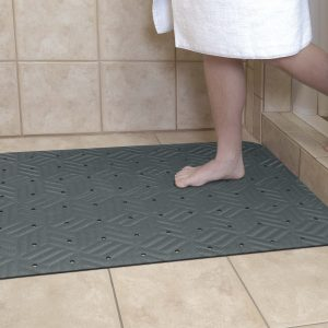 Wet Step Rubber Flooring Mats