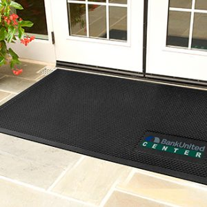 SuperScrape Signature Rubber Flooring Mats